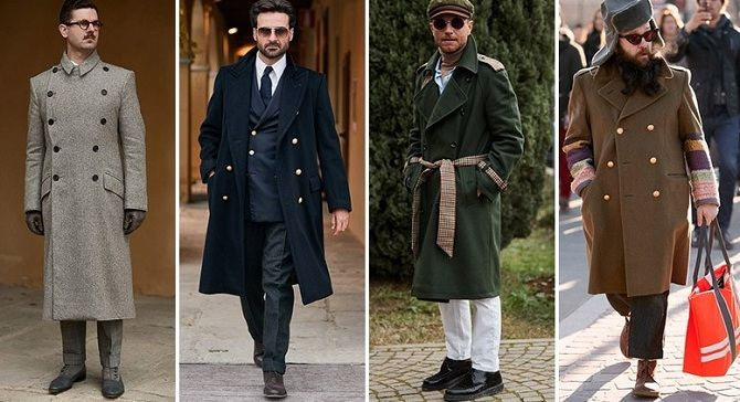 Men's fashion fall-winter  2020-2021