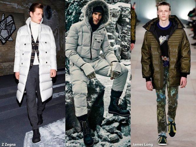 Men's fashion autumn-winter