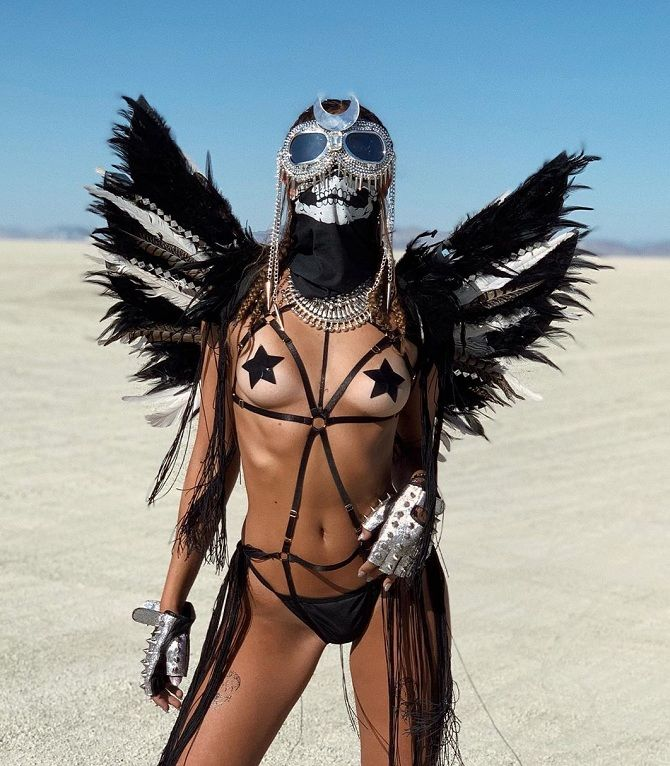 фестиваль Burning Man 2019