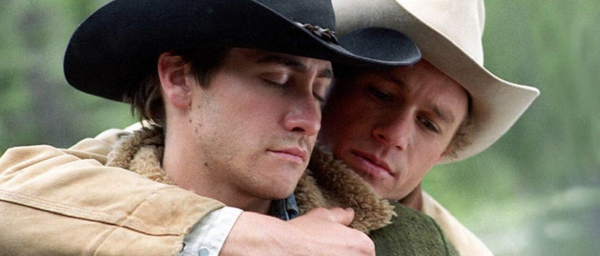 """Brokeback Mountain"" and the best films about same-sex male love"
