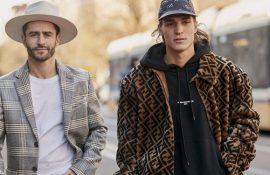Мужская мода осень-зима 2019-2020