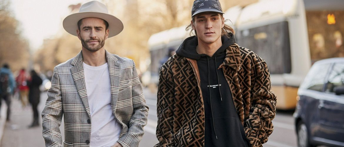 Men's fashion fall-winter 2021-2022: ideas for stylish looks