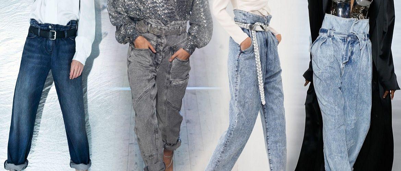 7 моделей джинсів осені 2021, в яких ви будете мати чудовий вигляд