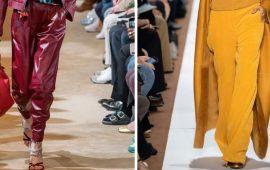 модные брюки 2019 2020