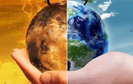 плохая экология земли
