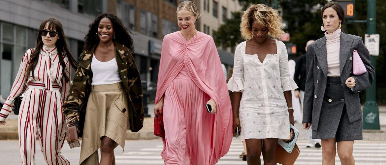 Вулична мода 2021: добірка модних образів для осені