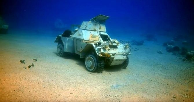 Музей підводних скульптур