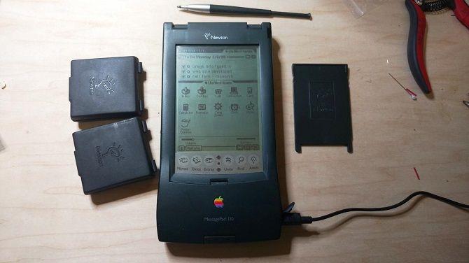 Кишеньковий комп'ютер Apple