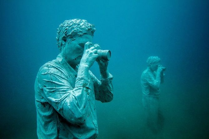подводный музей