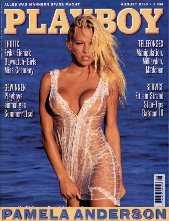 Найсексуальніші моделі Playboy, які прикрасили обкладинку журналу 1