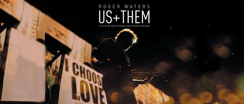 Фильм «Роджер Уотерс: Мы + Они»: концерт всемирно известной группы
