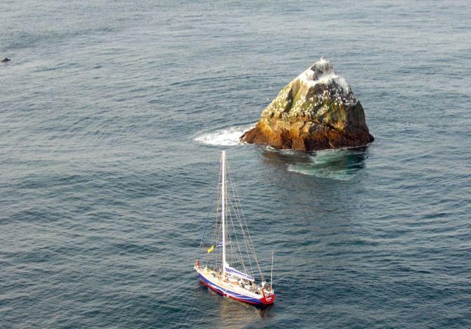 остров Rockall