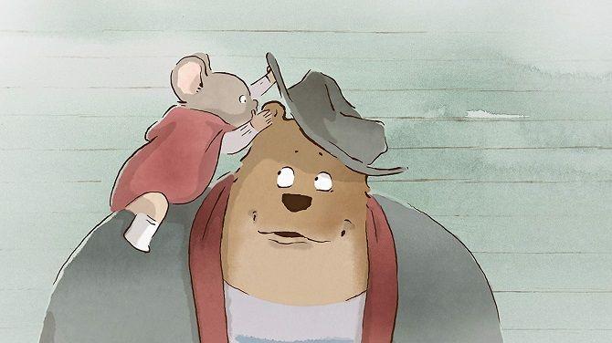 Ернест і Селестина: пригоди мишки і ведмедя