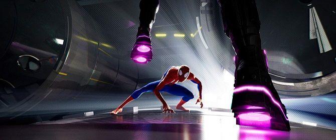 Человек-паук: сквозь Вселенную
