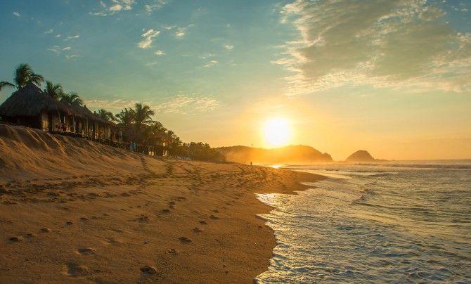 пляж зипполите