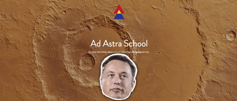 Школа майбутнього Ілона Маска: геть застарілу систему освіти