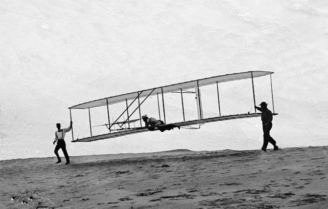 Літальний апарат братів Райт