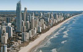 австралия побережье