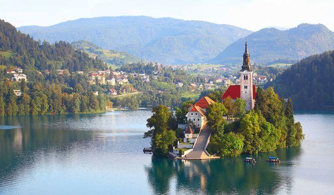 Блед, Словенія