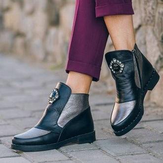 Выбираем ботинки осень-зима 2020-2021: ТОП-10 модных трендов 1