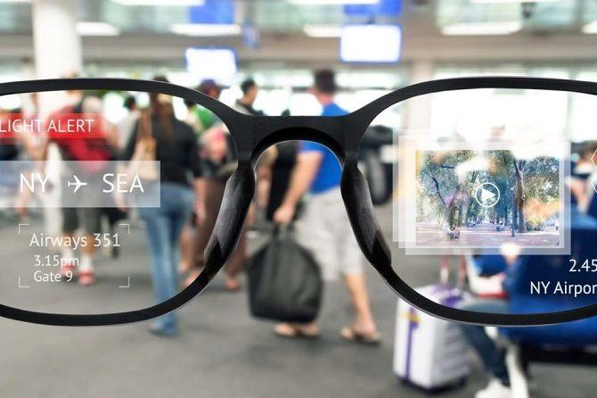 Очки виртуальной реальности от Apple