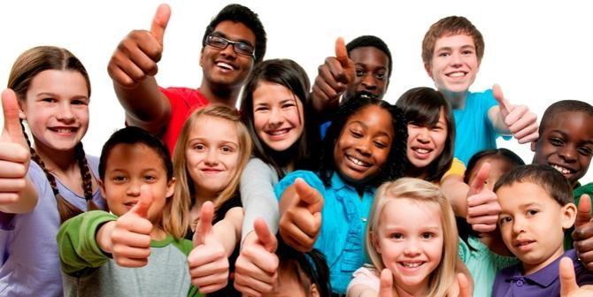 діти різної вікової групи
