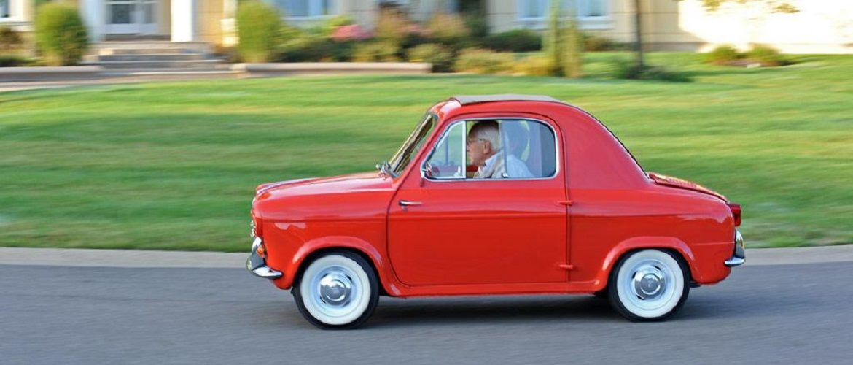 Топ-5 самих маленьких автомобілів в історії