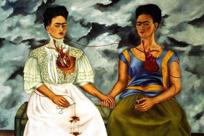 Фріда Кало картина