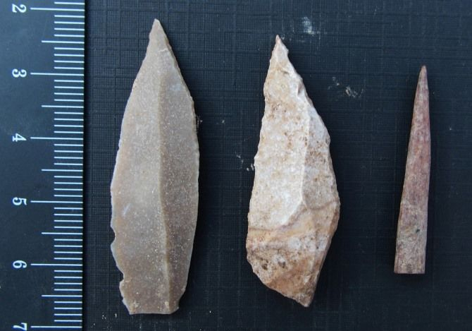 Кам'яні знаряддя
