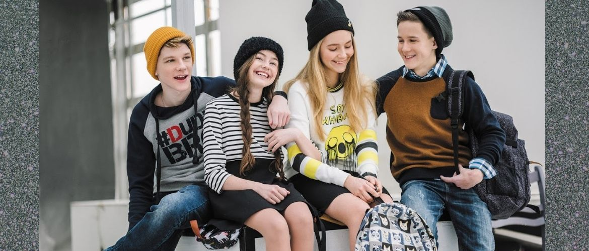 Teen fashion: the coolest fall-winter 2021-2022 looks