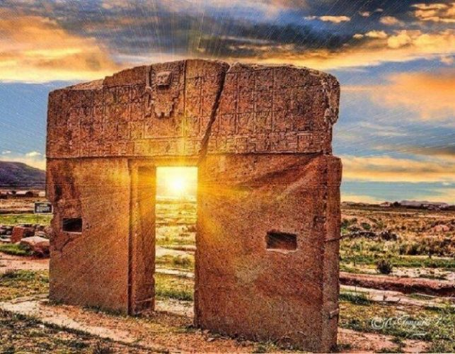 Ворота Сонця інкі