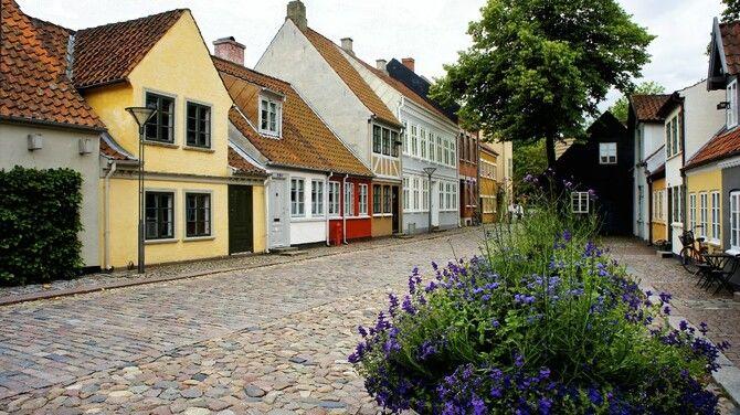 Оденсе, Данія
