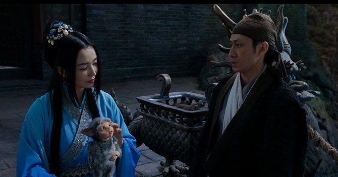 Фільм «Подорож до Китаю. Таємниця залізної маски