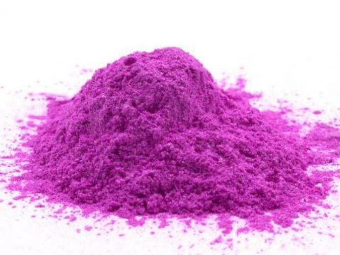 пурпурный краситель