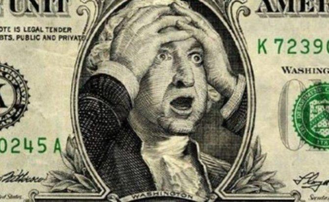 знак долара