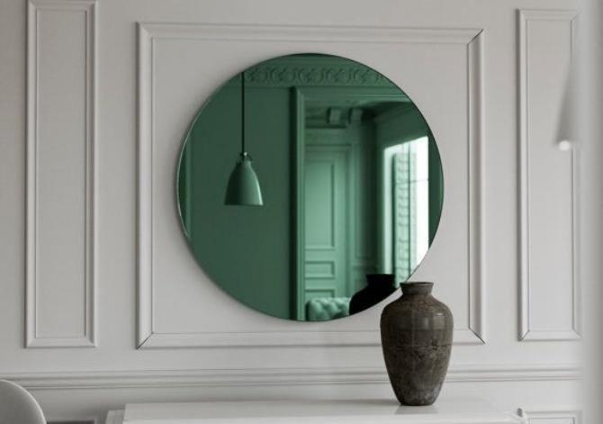 Какого цвета зеркало