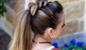 Модные и легкие прически на длинные волосы для девочек в школу: идеи на каждый день