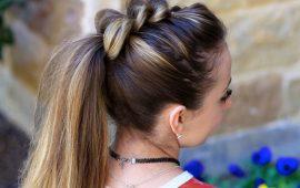 Модні і легкі зачіски на довге волосся для дівчаток в школу: ідеї на кожен день