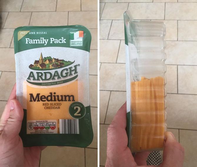 Проделки маркетологов, или как упаковка может привести в бешенство 11