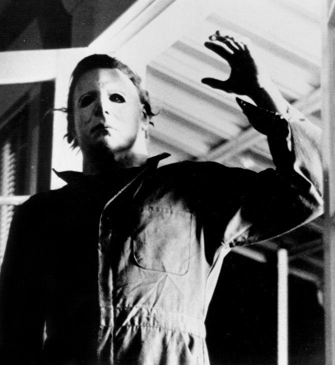 Фільми жахів про Хелловін