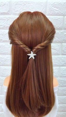 модные прически на средние волосы