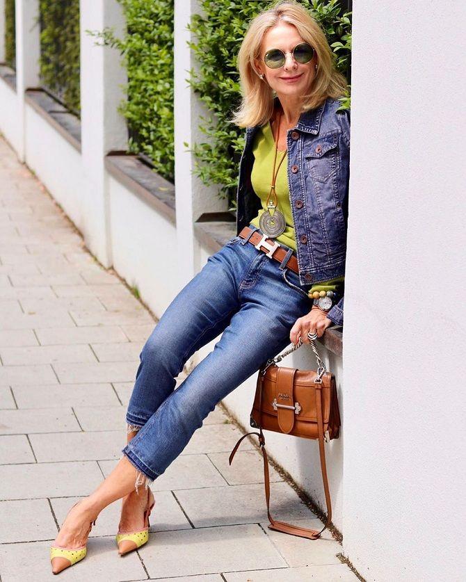 Биби Хорст, дизайнер мода для женщин за 50
