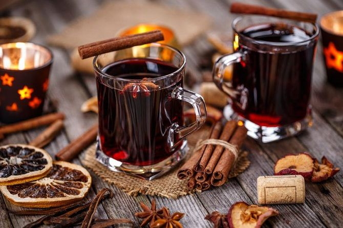 how to cook mulled wine