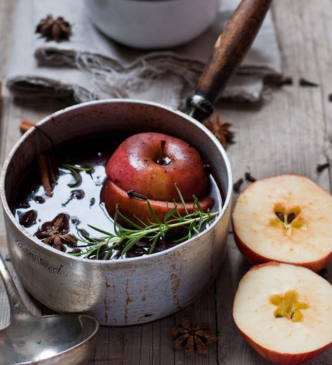 gluhwein recipe with apple and orange
