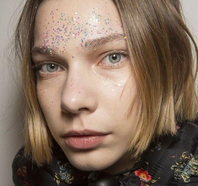 осенний макияж 2019 года