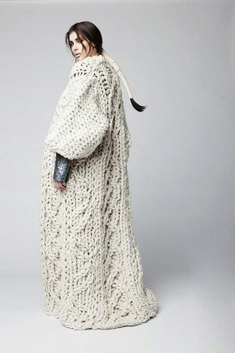 модные кардиганы осень-зима 2019-2020