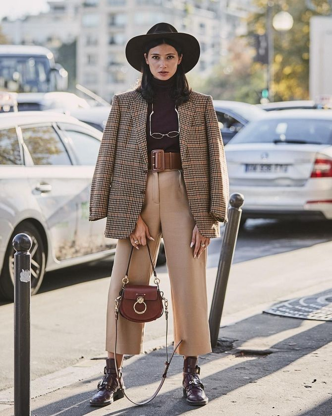 модные костюмы осень-зима 2019-2020