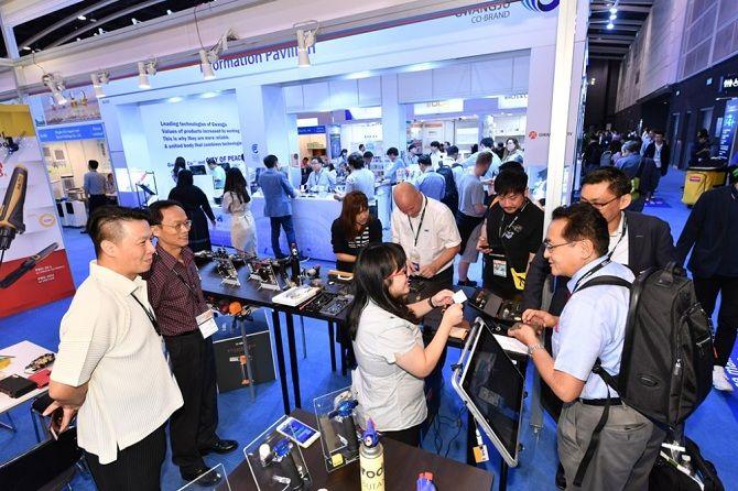 новинки электронной выставки Hong Kong Electronics Fair 2019