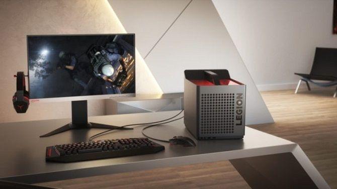 неттоп Legion C530 Cube.