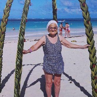 Елена Ерхова бабушка путешественница